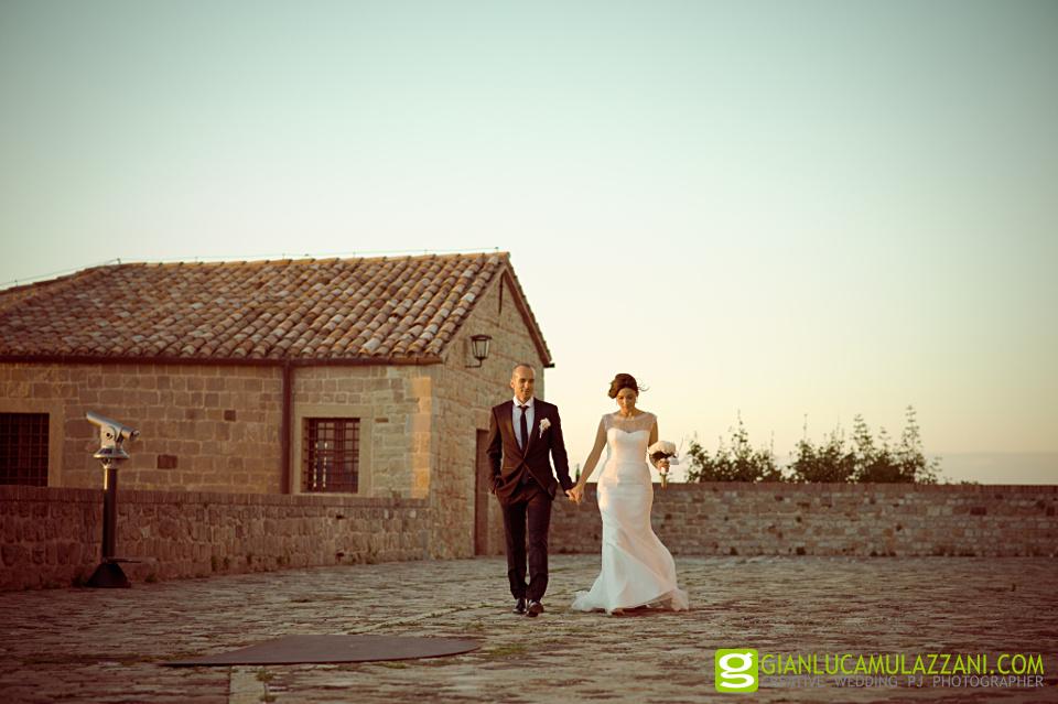 Matrimonio alla Rocca di San Leo, Jury+Stefania